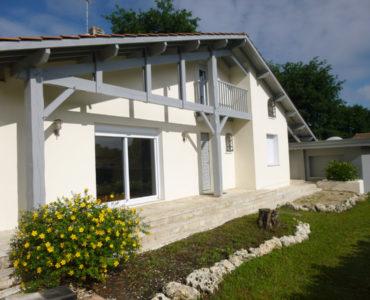 Maison landaise au calme St Aubin de Médoc