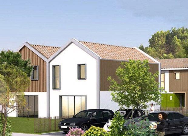Maison neuve T4 St Aubin de Médoc