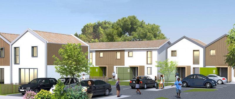 Programme de logements neufs St Aubin de Médoc